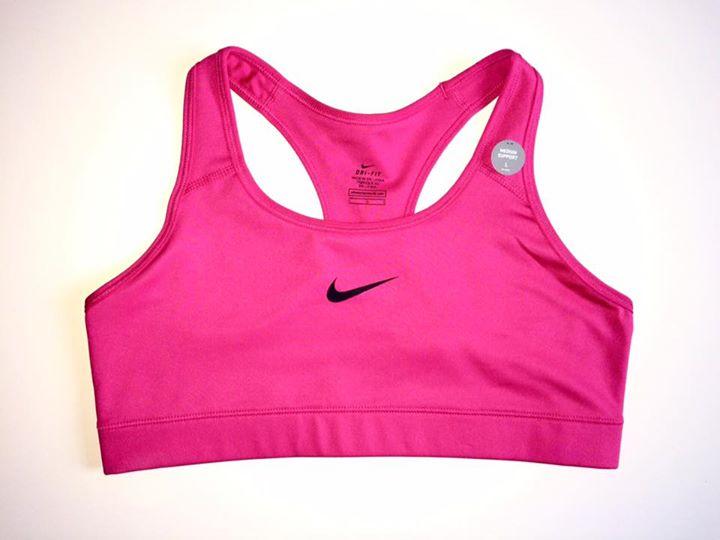 Nike New Pro Sport BH Test