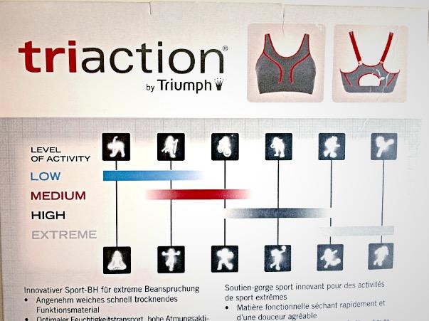 Triaction Fusion Star N Triumph Sport BH