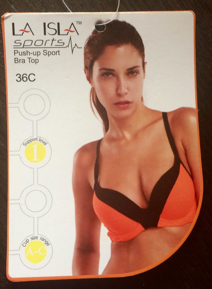 Push Up Sport BH