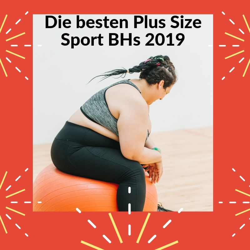 Sport BH Übergröße