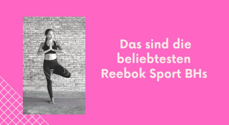 Reebok Sport BH