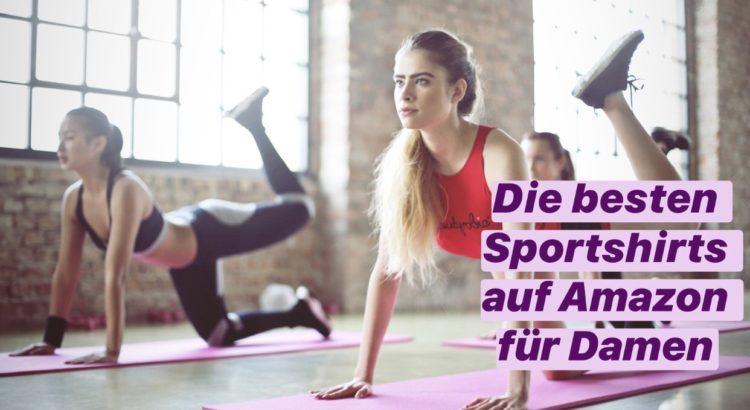 Sportshirts Damen